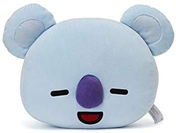 Amazon.com: BT21 Official Merchandise by Line Friends - CHIMMY Smile Decorative Throw Pillows Cushion, 16.5 Inch: Home & Kitchen