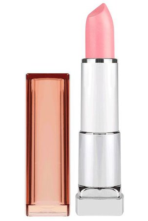 Nude Pink Lipstick | Blushed Nudes Lip Colour | Maybelline