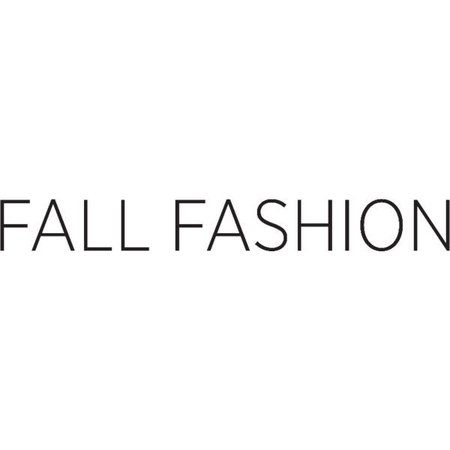 fall fashion text - Google Search