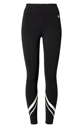 Tory Sport by Tory Burch Weightless Chevron Leggings | Nordstrom