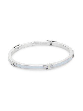 Tory Burch Sertif-T Enamel Stackable Bracelet | SaksFifthAvenue