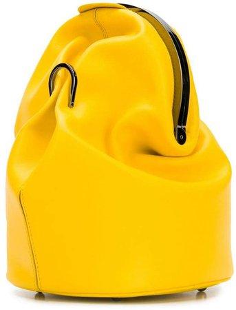cross body bucket bag