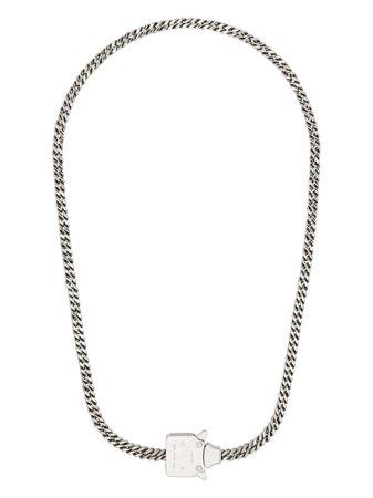 1017 ALYX 9SM chain-link box-clasp Necklace - Farfetch