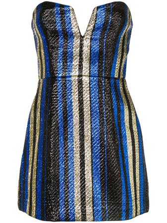 Alice McCall One World Striped Dress - Farfetch