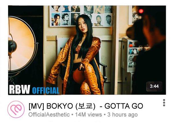 Bokyo - Gotta Go MV