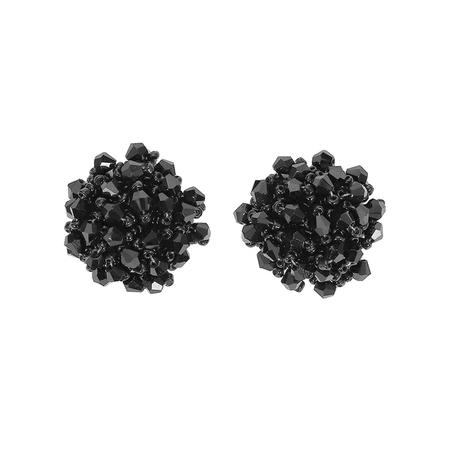 JESSICABUURMAN – JAKIL Crystal Ear Studs Earrings - Pair