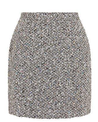 Sequinned Tweed Blazer | Alessandra Rich