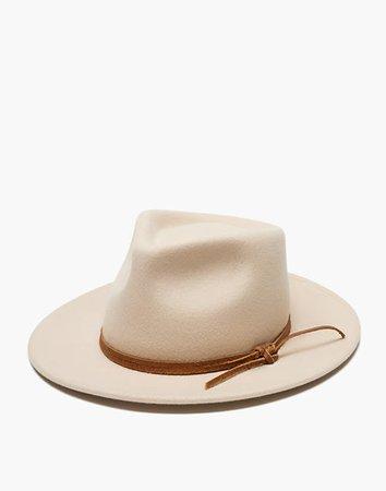 WYETH™ Wool Rory Fedora Hat