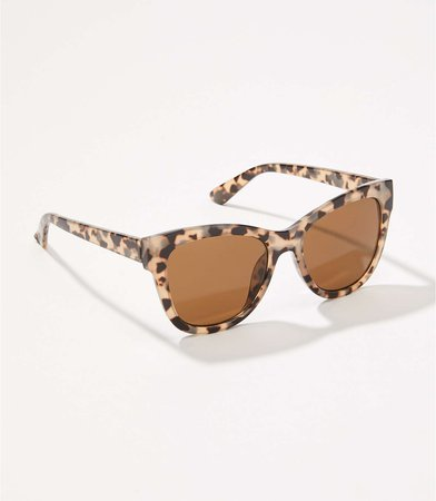 Cateye Sunglasses | LOFT