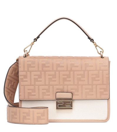 Kan U Medium Shoulder Bag | Fendi - Mytheresa