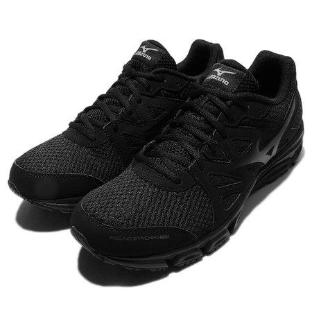 mizuno synchro md running shoe
