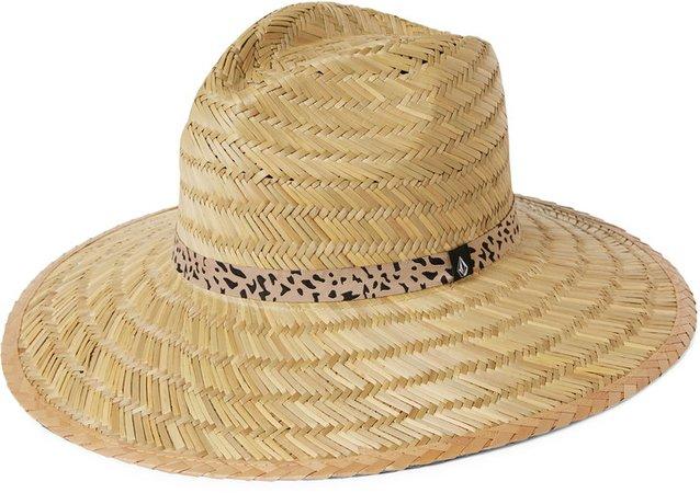 Women's Throw Shade Straw Hat
