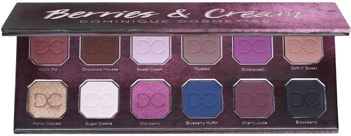 Dominique Cosmetics DOMINIQUE COSMETICS - Berries & Cream Eyeshadow Palette