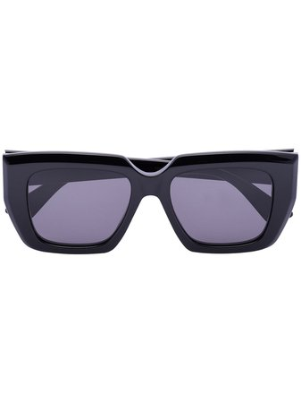 Bottega Veneta Eyewear Square Sunglasses - Farfetch