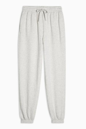 Classic Grey 90's Oversized Sweatpants | Topshop