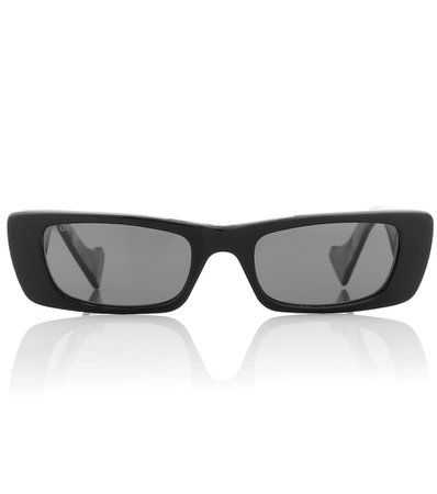 Rectangular Sunglasses | Gucci - Mytheresa