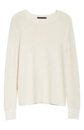 Jenni Kayne Merino Wool Crewneck Sweater | Nordstrom