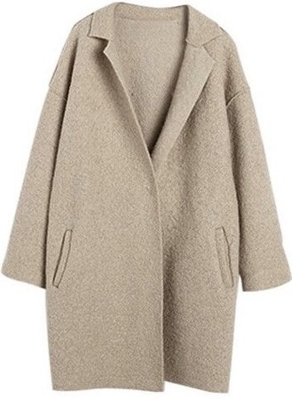 Wool Handmade Coat