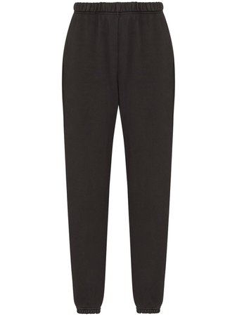 Les Tien elasticated waistband tapered track pants CF3001 - Farfetch