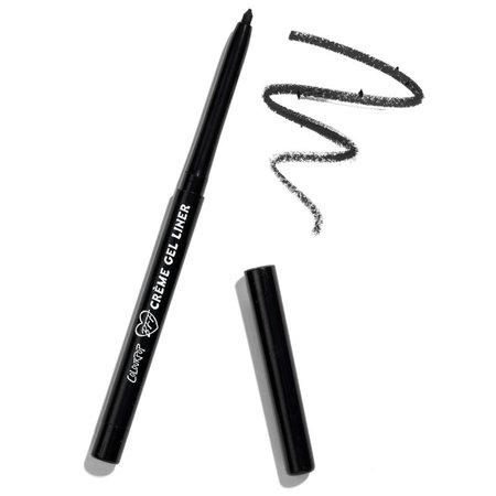 Swerve Liner Black Crème Gel Eyeliner Pencil | ColourPop