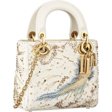 constellation inspired Dior purses