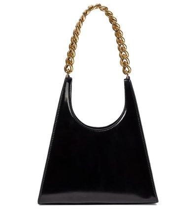 Staud - Rey leather shoulder bag | Mytheresa