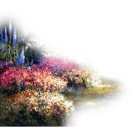 Paysages Liked On Polyvore Featuring Backgrounds, Flowers, Tubes, Garden Paysage Tubes