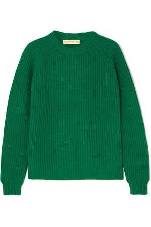 &Daughter | Moira ribbed wool sweater | NET-A-PORTER.COM