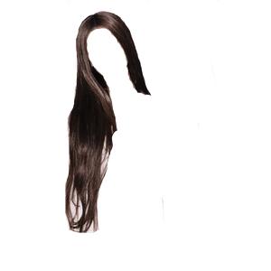 VERY LONG BROWN HAIR PNG ARIANA GRANDE