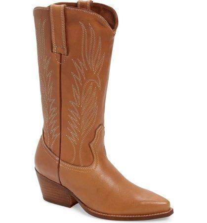 Steve Madden Western Boot (Women) | Nordstrom