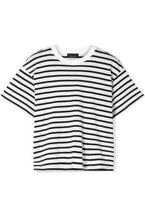 ATM Anthony Thomas Melillo   Boy striped cotton-jersey T-shirt   NET-A-PORTER.COM