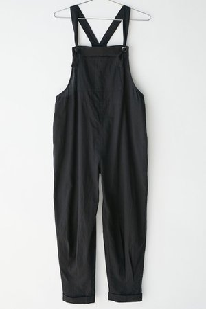 UO Rudy Linen Overall   Urban Outfitters