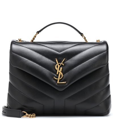 Small Loulou Monogram Shoulder Bag - Saint Laurent | mytheresa.com