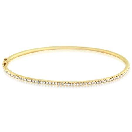 thin diamond bracelet - Google Search