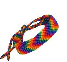 rainbow bracelet - Google Search