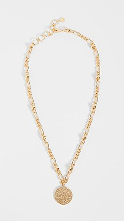 Gorjana Banks Coin Necklace | SHOPBOP