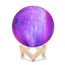 purple galaxy lamp - Google Search