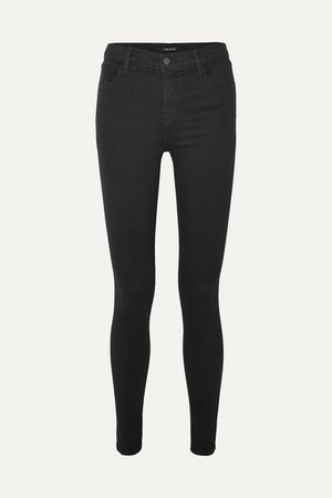 J Brand | Photo Ready Maria high-rise skinny jeans | NET-A-PORTER.COM