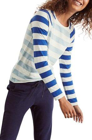 Stripe Baseball T-Shirt