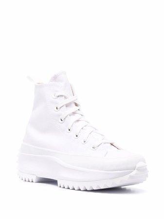 Converse Run Star Hike high-top Sneakers - Farfetch