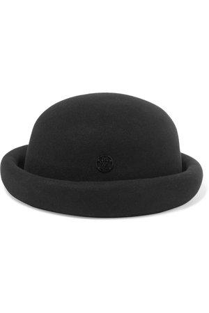Maison Michel | Reese rabbit-felt hat | NET-A-PORTER.COM