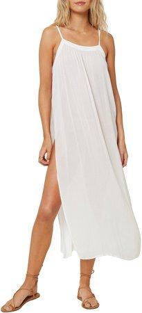 Layna Cover-Up Midi Dress