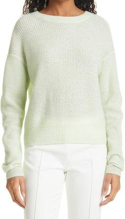 Akilah Crewneck Cashmere Sweater