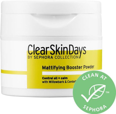COLLECTION - Clear Skin Days by Collection Mattifying Booster Powder