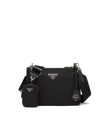 Borsa a tracolla Re-Edition 2000 in Nylon | Prada