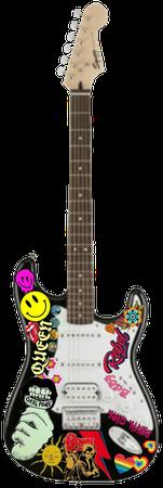 Guitar .png (380×1132)