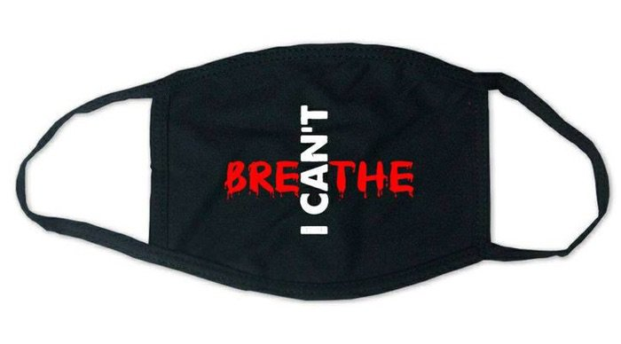 I can't breath mask