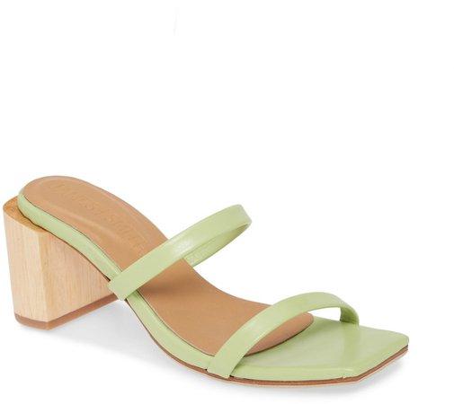 Sirenuse Slide Sandal