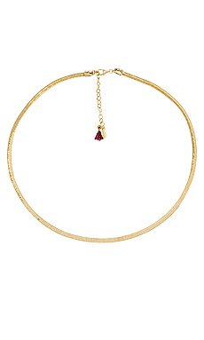 Five and Two Jagger Necklace in Gold | REVOLVE