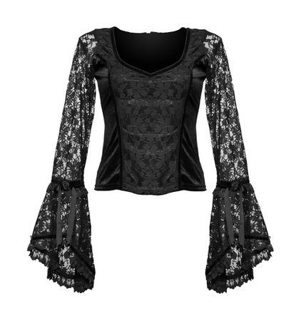 gothic lace top - Google Search